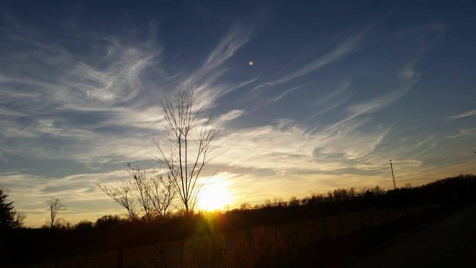 Mind-Blowing Images Of Something Very Strange In The Skies Of South Carolina! StrangeObjectSC1